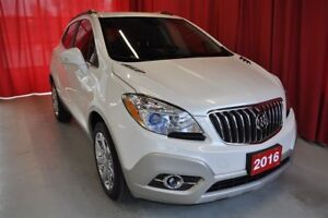 2016 Buick Encore Leather AWD | NAVIGATION | SUNROOF |