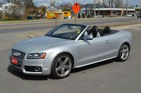 2011 Audi S5 QUATTRO w/LEATHER NAVI & BACK UP CAMERA