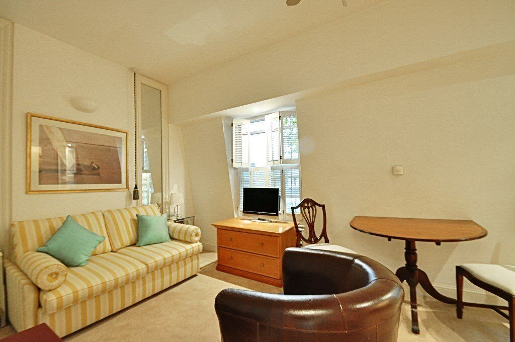 View this Brilliant Studio Flat in the Heart of Hammersmith Now! True Affordable Luxury