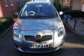 Toyota Yaris 1.3 VVT-I TR 5 Door - 2008 - Extremely Low Mileage 17.5K - Petrol –Manual-Air Condition