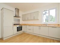 A three bedroom maisonette arranged over two floors for rent in Kingston. Gibbon Road.