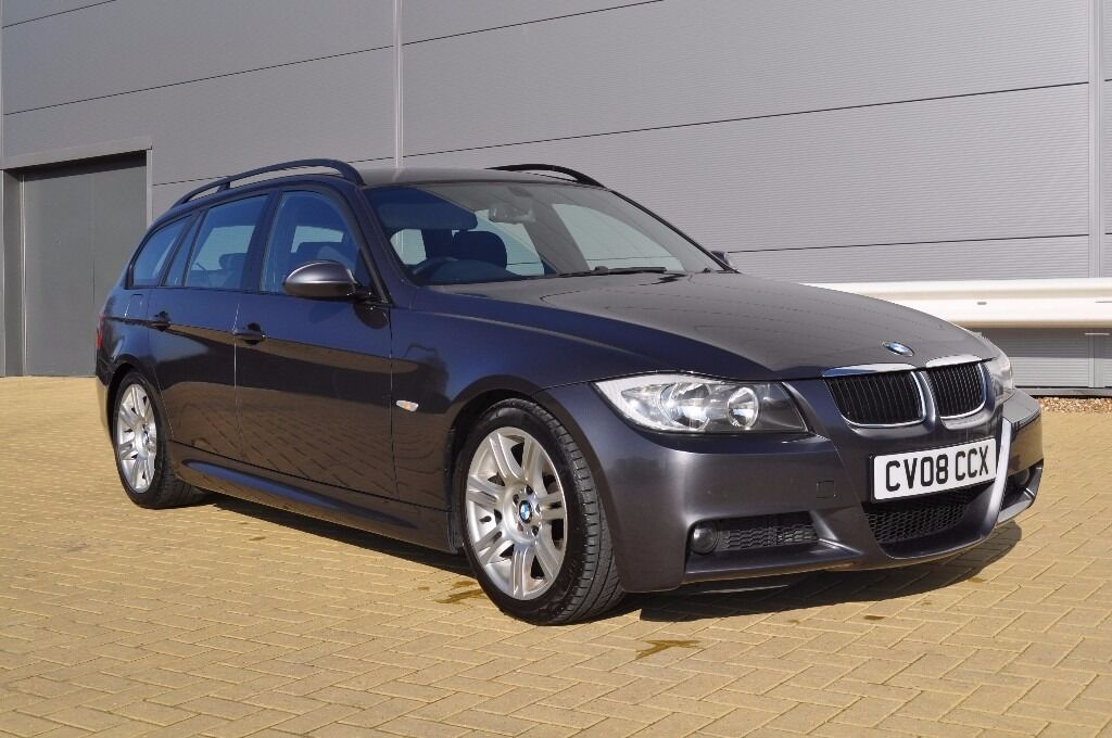 2008 bmw 3 series 320d m sport touring estate manual in ashford kent gumtree. Black Bedroom Furniture Sets. Home Design Ideas
