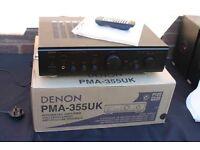 DENON PMA-355UK AMPLIFIER