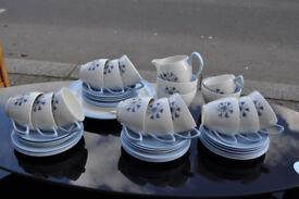 spode copeland tea set