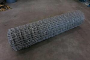 4' Steel Welded Wire Fence Roll