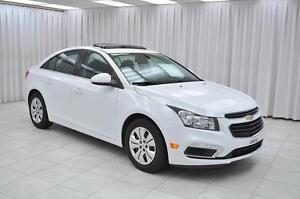 2016 Chevrolet Cruze FINAL DAYS TO SAVE!!! LT TURBO SEDAN w/ BLU