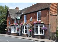 Head Chef required for busy village pub/restaurant