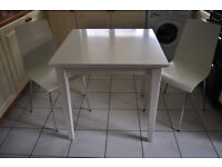 Marks and Spencers kitchen table and chairs