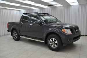 2011 Nissan Frontier 4.0L PRO-4X OFFROAD 4x4 4DR 5PASS CREW CAB