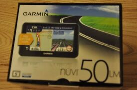 For Sale: Garmin 5 inch display Sat Nav/GPS in Excellent working condition