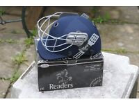 Cricket Hat Readers Size Medium to Large Navy Blue