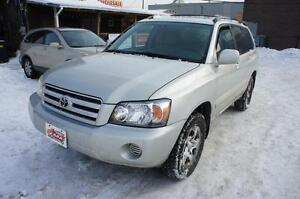 2004 Toyota Highlander V6 | POWER GROUP | ROOF RACK | 7 SEATS |