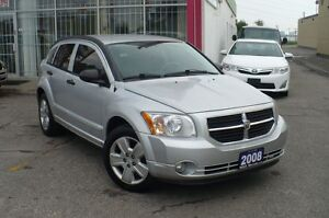 2008 Dodge Caliber SXT  CERTIFIED & E-TESTED