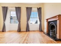 Spacious 2 bedroom top floor flat on Lothian Road available NOW – NO FEES!