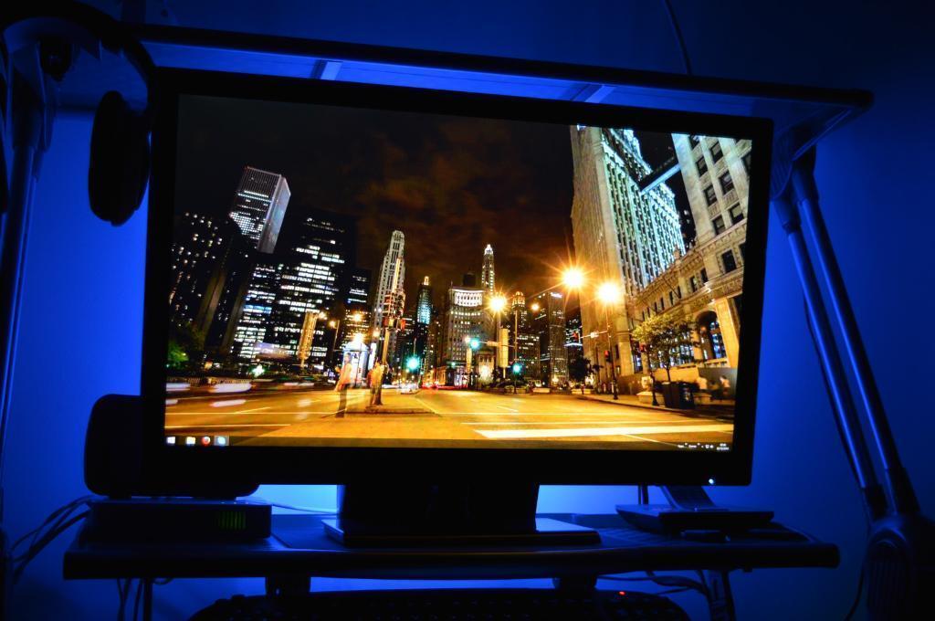 QNIX QX2710 2560X1440 LED EvolutionⅡ 27