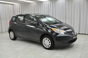 2016 Nissan Versa NOTE 1.6S 5-SPD 5DR HATCH w/ BLUETOOTH, A/C &
