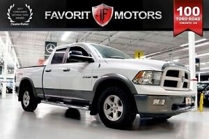 2010 Dodge Ram 1500 SLT TRX4 Off-Road | TRI-FOLD COVER | HANDS-F