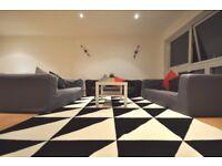 Huge rooms 60m2 Lounge + Garden 5min to Baker ST