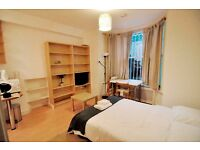 Good size apartment on Fairholme Road *main bills included*