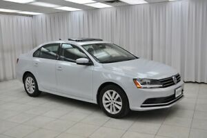 2017 Volkswagen Jetta WOLFSBURG EDITION TURBO SEDAN w/ BLUETOOTH