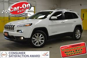 2015 Jeep Cherokee Limited 15,000 km LEATHER NAV