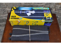 scalextric track extension b with spare track