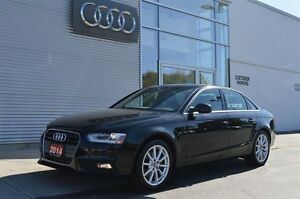 2014 Audi A4 2.0 Progressiv With NAVI