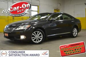 2010 Lexus ES 350 AWD PREMIUM SUNROOF NAV LOADED