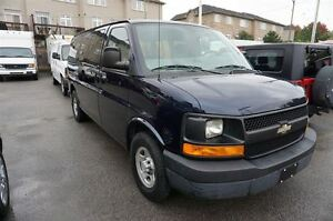 2008 Chevrolet Express LT only 57,000 Kms.