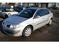 Renault Megane Dynamique 16v (silver) 2006