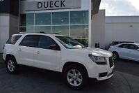 **WHITE A.W.D!! 2014 GMC Acadia SLE2 WITH 27KMS! $AVE THOUSANDS!
