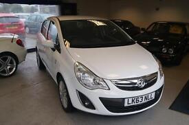 Vauxhall Corsa Energy Ac 5dr (white) 2013