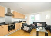 A very spacious three double bedroom second floor apartment to rent in Kingston. P142846