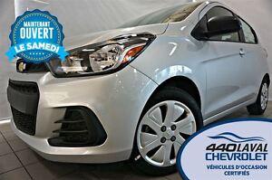 2016 Chevrolet Spark CAMÉRA*10 COUSSINS GONFLABLES*25 KM*