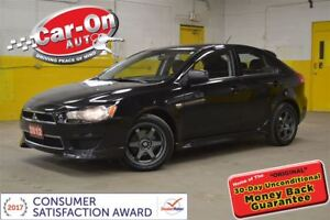 2012 Mitsubishi LANCER SPORTBACK SE SPORTBACK HEATED SEATS ALLOY