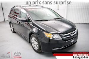 2015 Honda Odyssey LX * SEULEMENT 58930 KM * PNEUS HIVER INCLUS