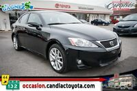 2011 Lexus IS 250 * AWD * CUIR * TOIT * NAV *