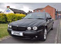 Jaguar X-Type 2.1 Petrol 5dr Automatic (2 Keys)