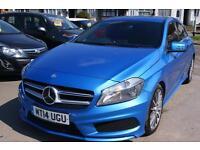 Mercedes-Benz A Class A200 Cdi Blueefficiency Amg Sport 5dr (blue) 2014