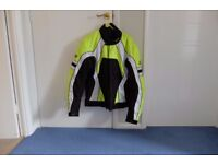 Motorcycle Jacket Man's - Textile