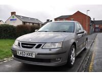 SAAB 9-3 1.8 I VECTOR 4DR PETROL ( LEATHER SEATS)