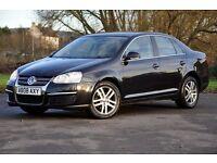 2008 Volkswagen Jetta 2.0 TDI CR SE 4dr+DIESEL+1 FORMER KEEPER+FREE WARRANTY+6 SPEEDS+LONG MOT