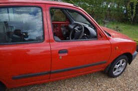 Nissan Micra K11 Drivers Door