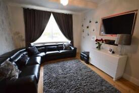 Black leather corner 2 electric recliner sofa