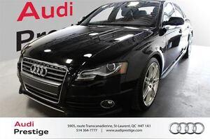 2012 Audi A4 S-LINE 2.0 QTR!!!