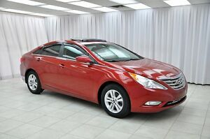 2013 Hyundai Sonata GLS SEDAN w/ BLUETOOTH, HEATED LEATHER, SUNR