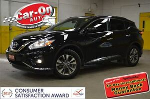 2017 Nissan Murano SV AWD PANO ROOF NAV PWR GRP REMOTE START ALL