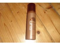 BRAND NEW TIN OF SELF TAN BRONZING MOUSSE WITH TROPICAL FRAGRANCE 150 ML