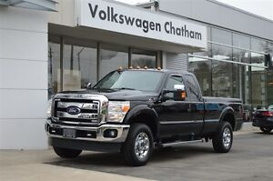 2014 Ford F-250 XLT 4x4 Tow Package Clearance Lights