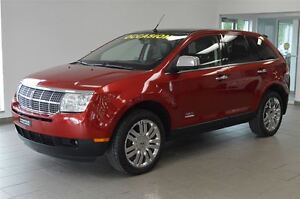 2009 Lincoln MKX LIMITED*AWD*V6/TOIT/PANO/CUIR/MAGS